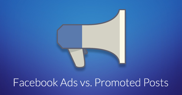 facebook ads vs promoted posts